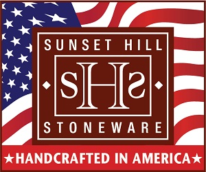 Made in America by Sunset Hill Stoneware